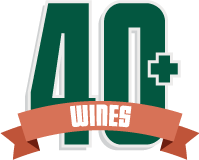 40+ Wines to choose from!